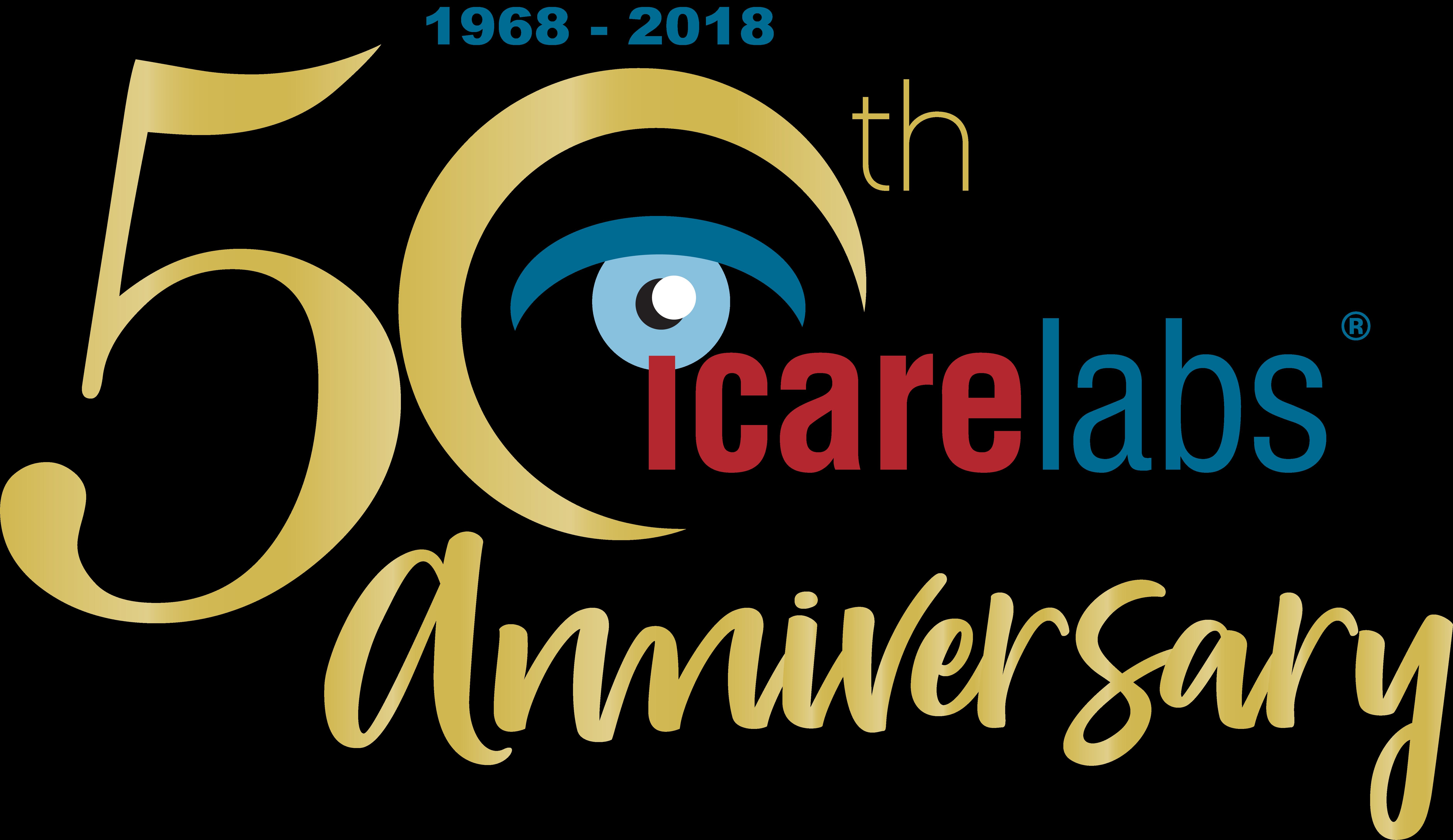 IcareLabs 50th Anniversary!