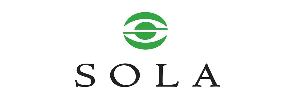 Sola and AO lenses processed by IcareLabs