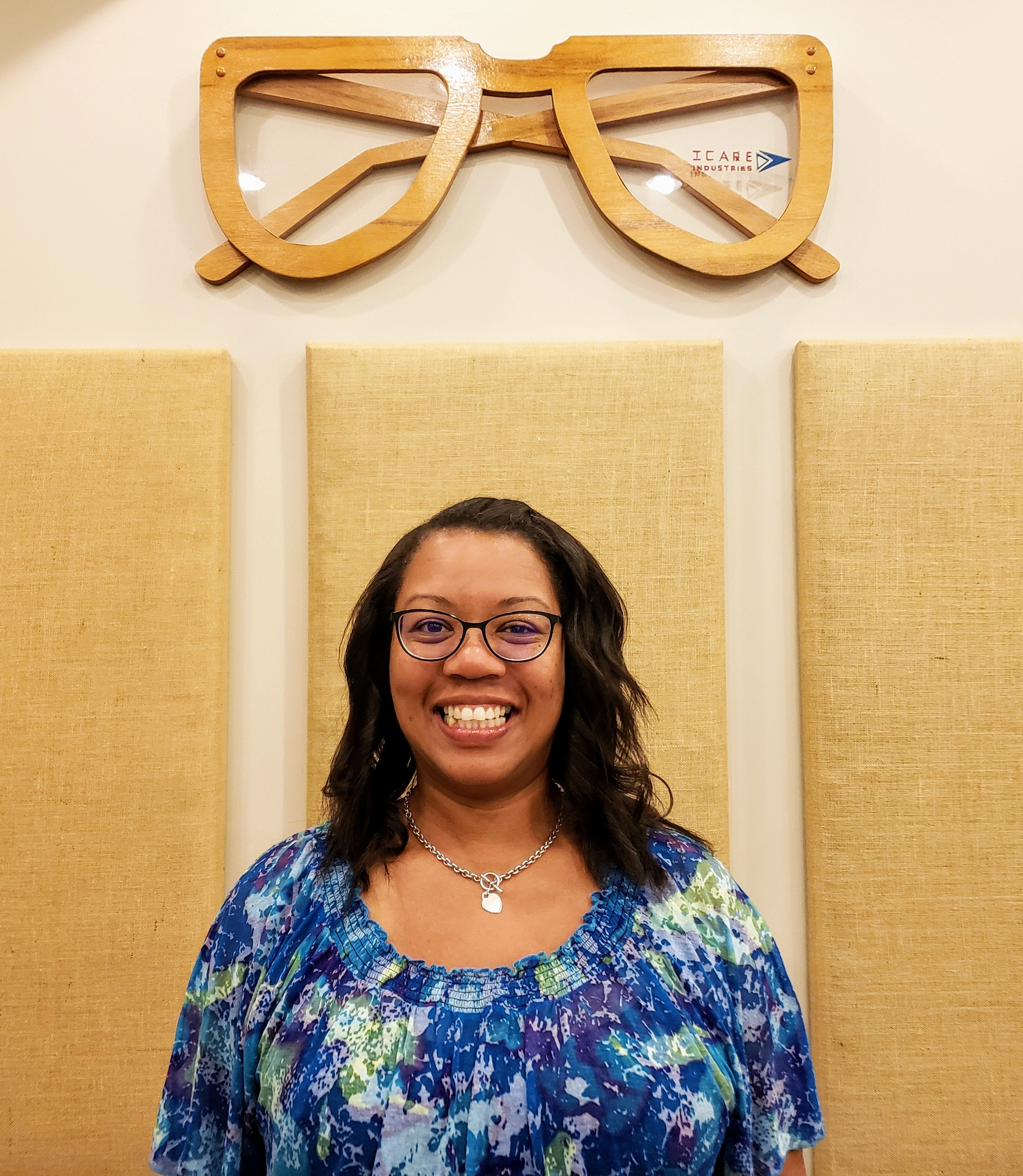 Camille IcareLabs Customer Service Cooridinator
