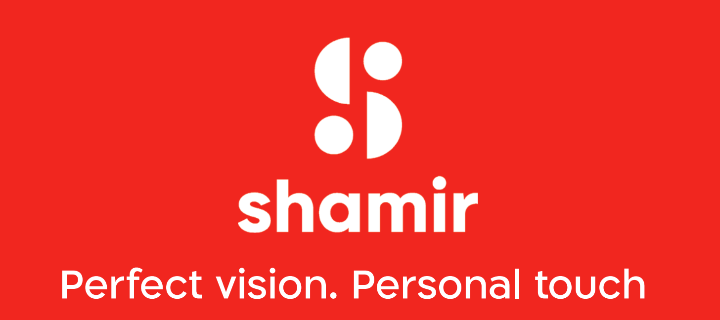 Shamir Lenses Processed By IcareLabs